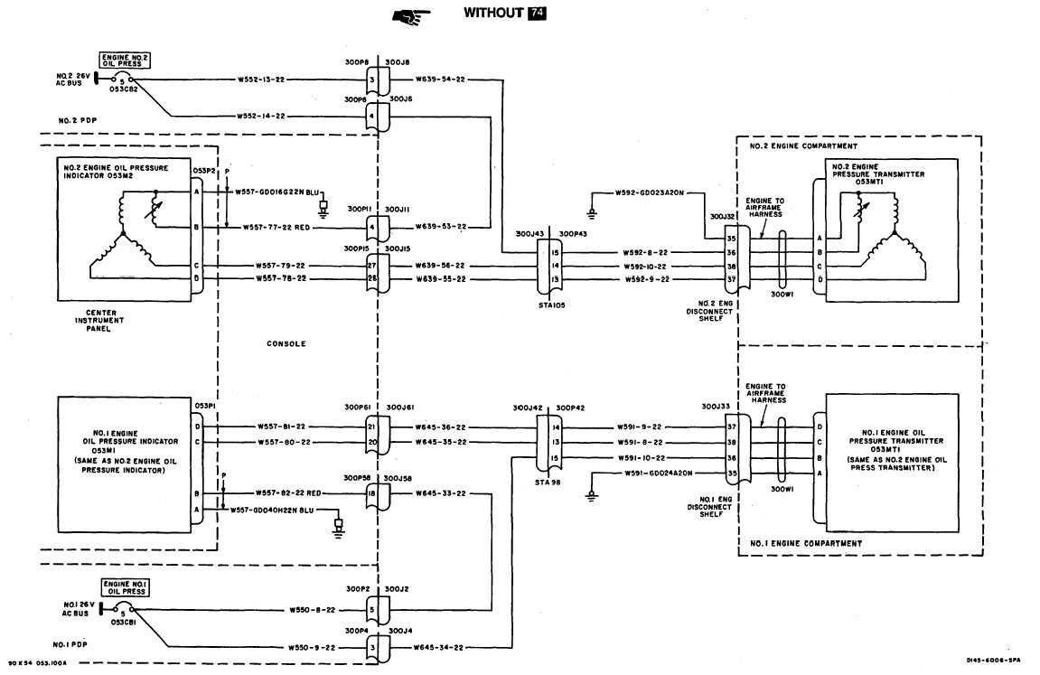 [DIAGRAM_1JK]  ENGINE OIL PRESSURE INDICATING SYSTEM WIRING DIAGRAM -  TM-55-1520-240-T-2_100 | Wiring Diagram Oil System |  | Integrated Publishing