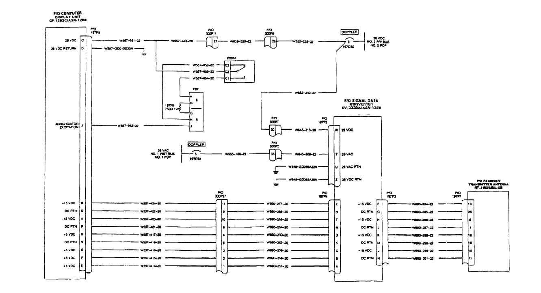 Doppler Gps Navigation System Wiring Diagram Continued Tm 55