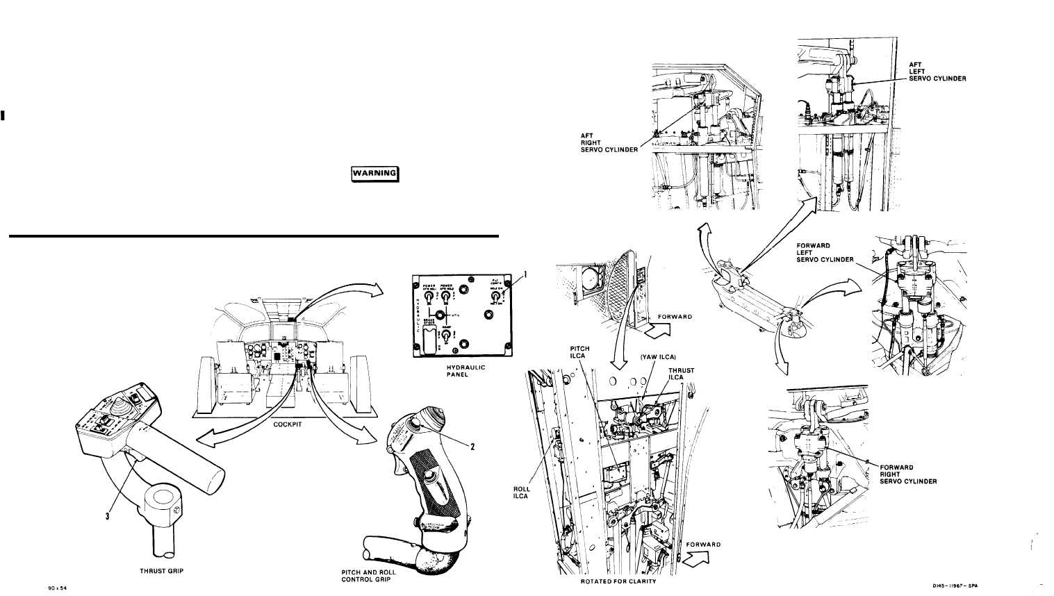 pulse jet engine diagram helicopter flight control system