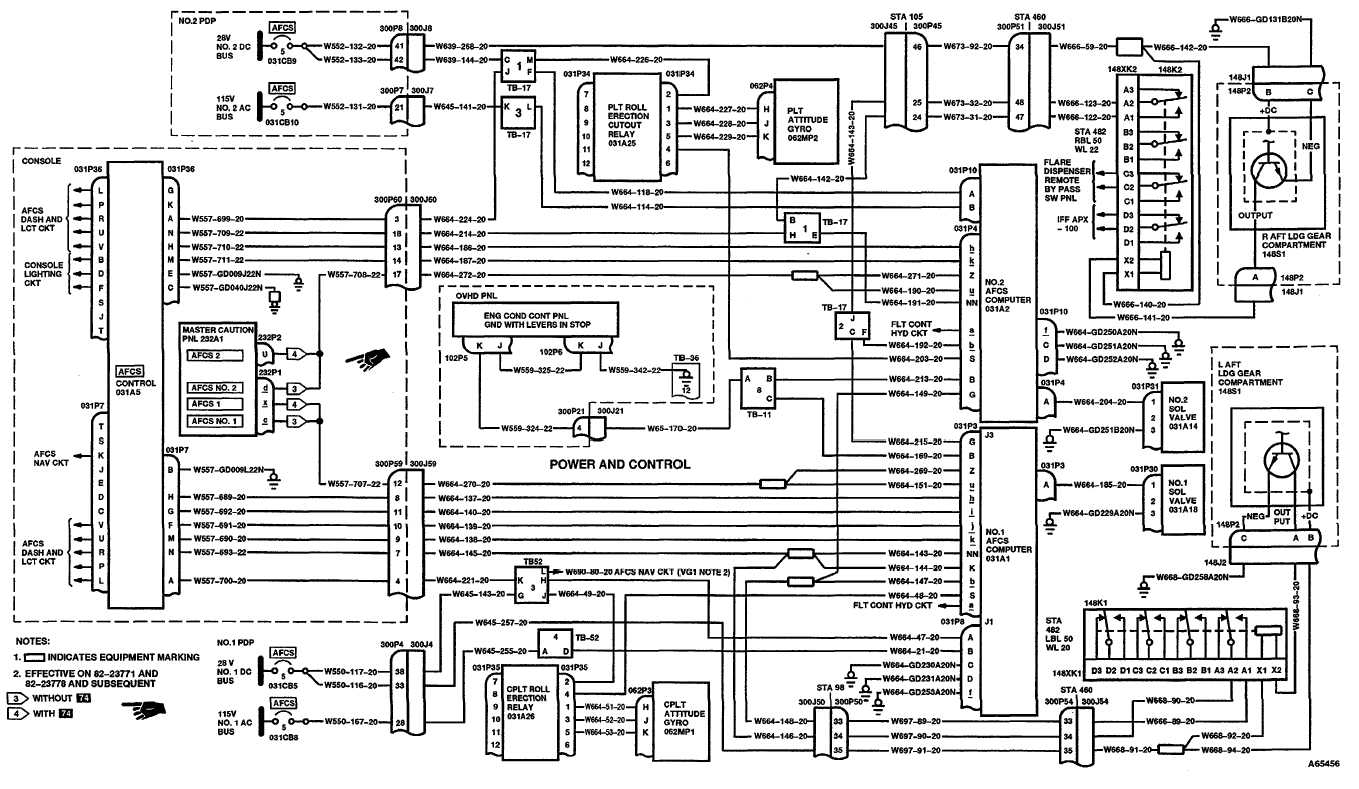 afcs wiring diagram continued tm 55 1520 240 t 3 304 rh ch 47helicopters tpub com wiring diagram for computer network wiring diagram for computer network