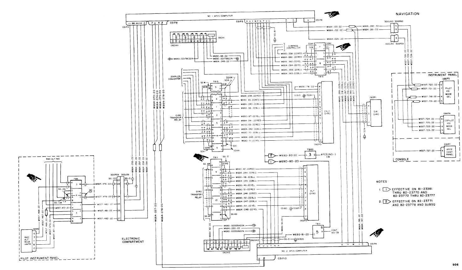afcs wiring diagram continued tm 55 1520 240 t 3 309. Black Bedroom Furniture Sets. Home Design Ideas
